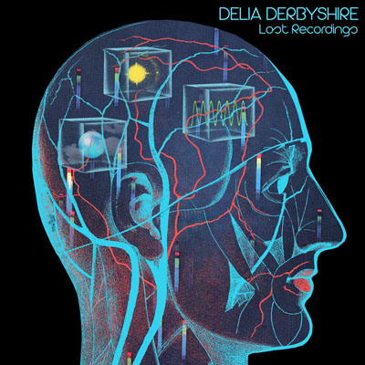 Delia Derbyshire, Lost Recordings - Erica Magrey