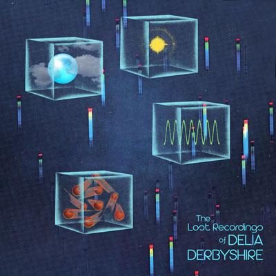 The Lost Recordings of Delia Derbyshire (alt) - Erica Magrey